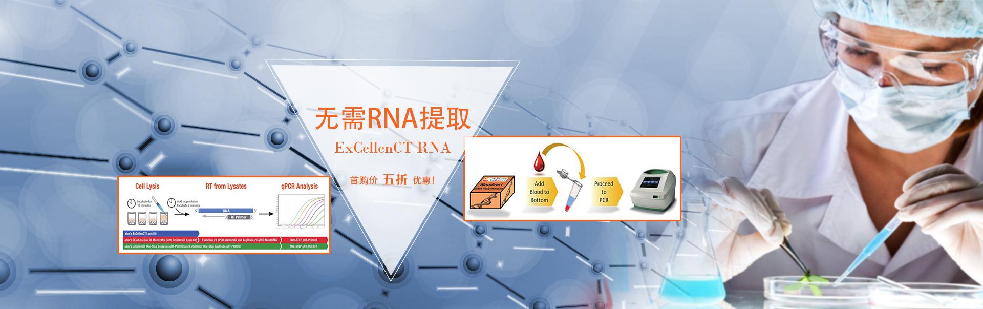 abm banner,无需RNA提取,首购价5折优惠